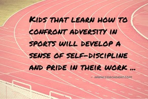 Kids who learn to confront adversity ...